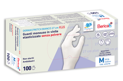 derma STRETCH plus 27 BIANCO