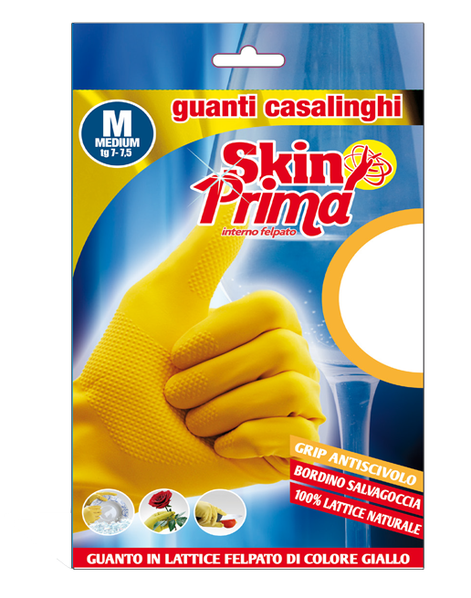 skin prima guanti lattice