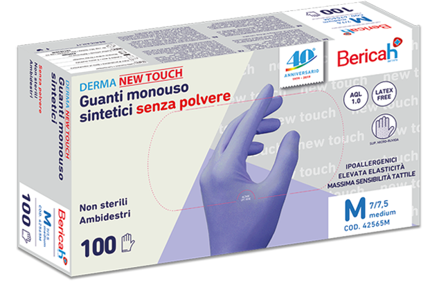 new touch guanti sintetici
