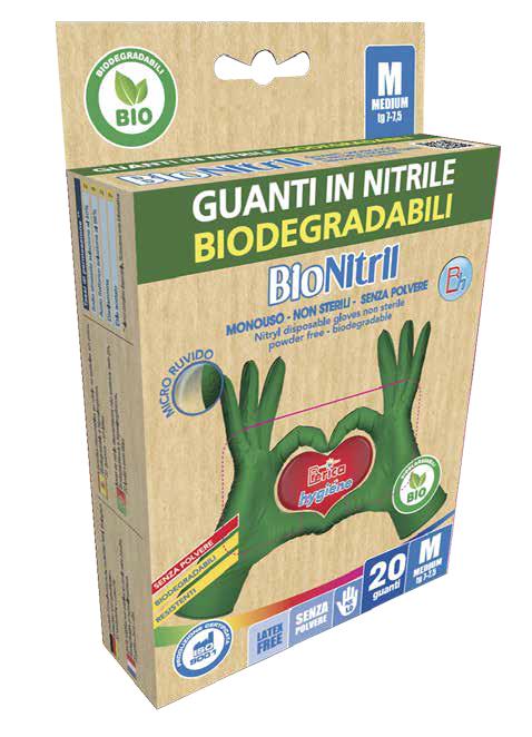 guanto bio nitril